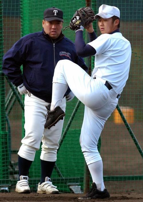 悪評で他校が諦めた中田翔を…/西谷浩一1 - 野球の国から 高校野球編 ...