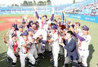 明大、日本一の陰に就活生の存在「チームひとつに」 - 野球手帳 - 野球コラム : 日刊スポーツ