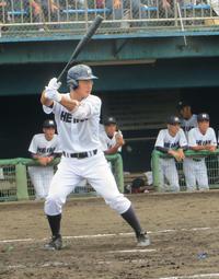 龍谷大平安が逆転で8強 水谷新主将がチーム鼓舞 - 高校野球 : 日刊スポーツ