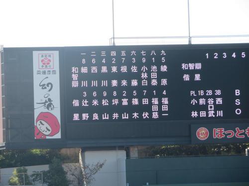 智弁和歌山-大阪偕星学園のスターティングメンバー