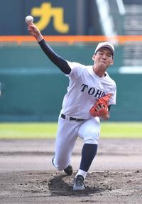 松坂も出来ず 東邦・石川の完封&2発/データ - 高校野球 : 日刊スポーツ