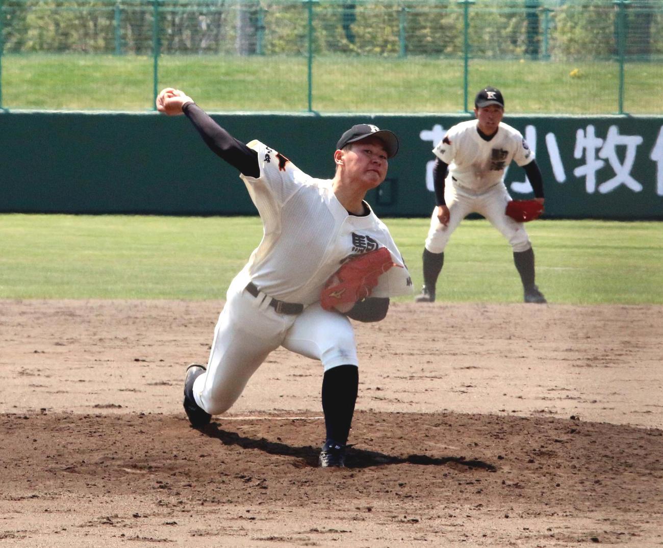 高等 駒澤 大学 学校 苫小牧 附属
