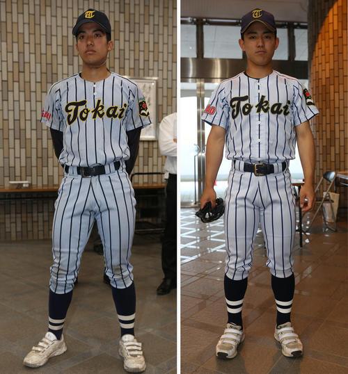 東海大決戦は相模に軍配、ユニ同じタテジマ幅5ミリ - 高校野球 ...