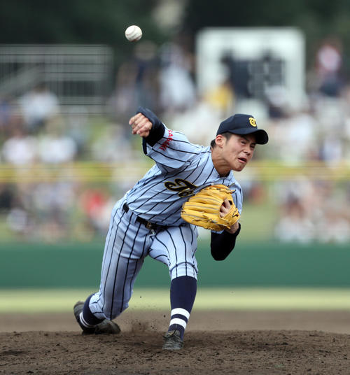 東海大相模・遠藤、有明・浅田らプロ志望届提出 - 高校野球 ...