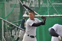 智弁学園・前川 左の岡本だ!21本塁打の長距離砲 - 高校野球 : 日刊スポーツ