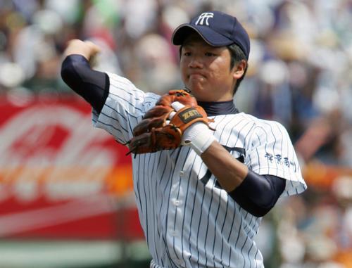 常葉菊川・町田友潤(2008年8月撮影)