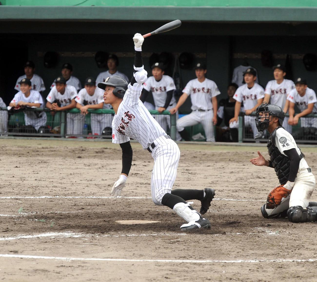 プロ注目の磐田東・二俣、9球団前でフル稼働/静岡 - 高校野球夏の ...