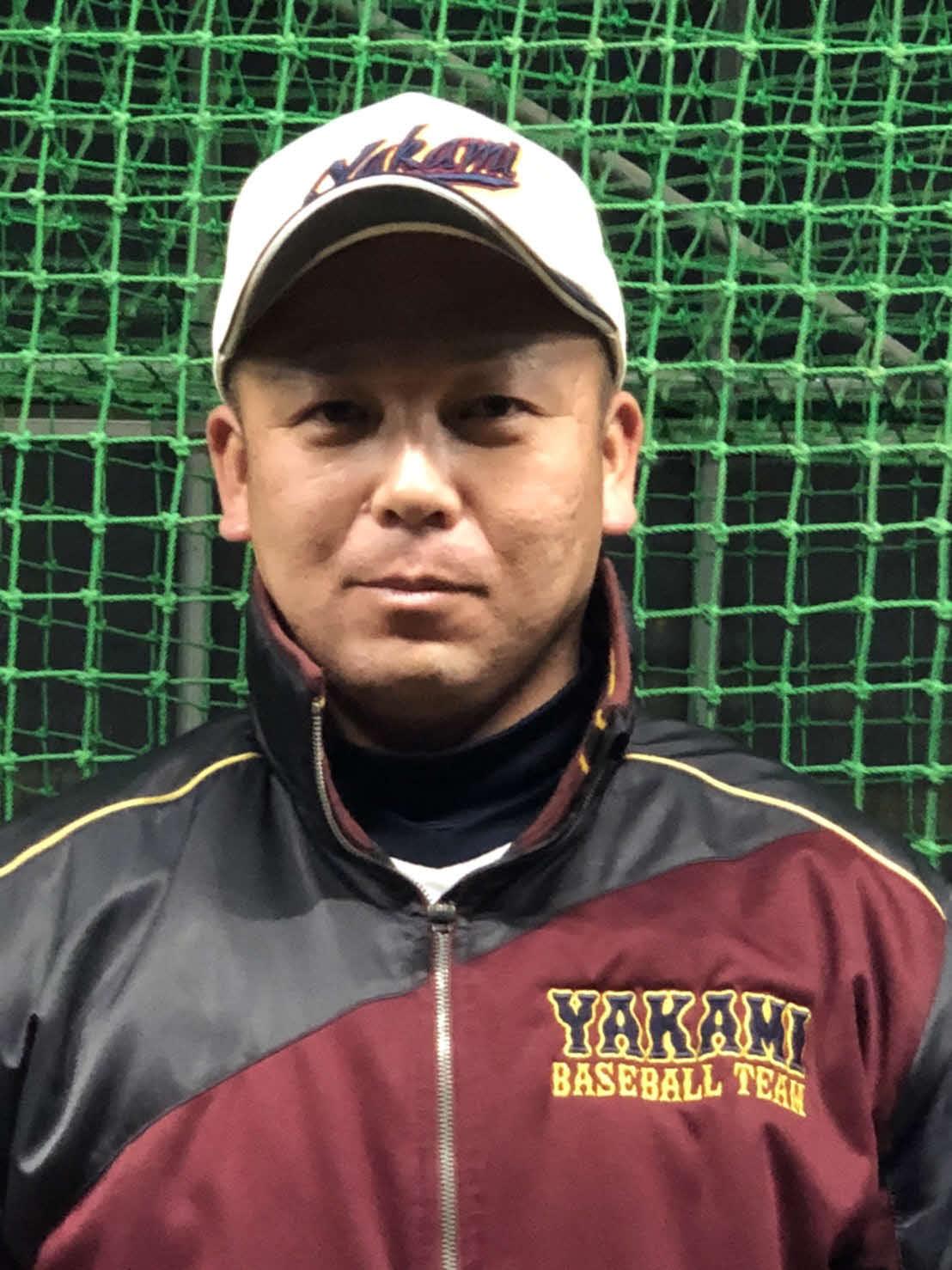 21世紀枠の候補として甲子園を目指す矢上・山本監督(チーム提供)
