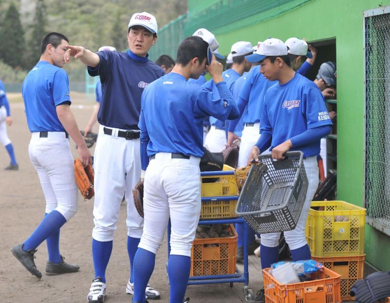 美濃加茂高校の野球部監督やコーチの顔画像と名前 …