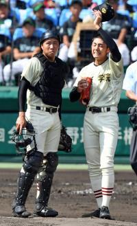 作新学院・鮎ケ瀬 エース支え、最後までデキた女房 - 高校野球 : 日刊スポーツ