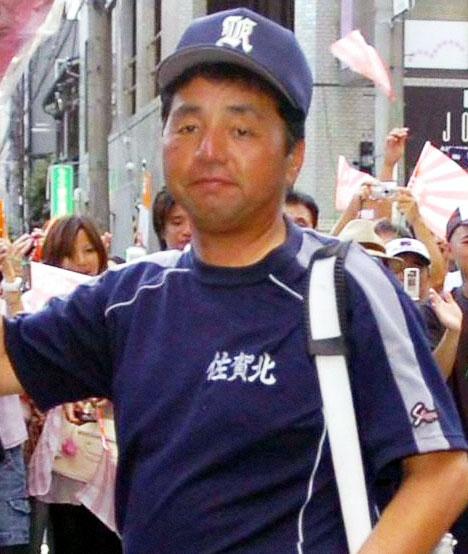 佐賀北・百崎監督が退任 07年夏...