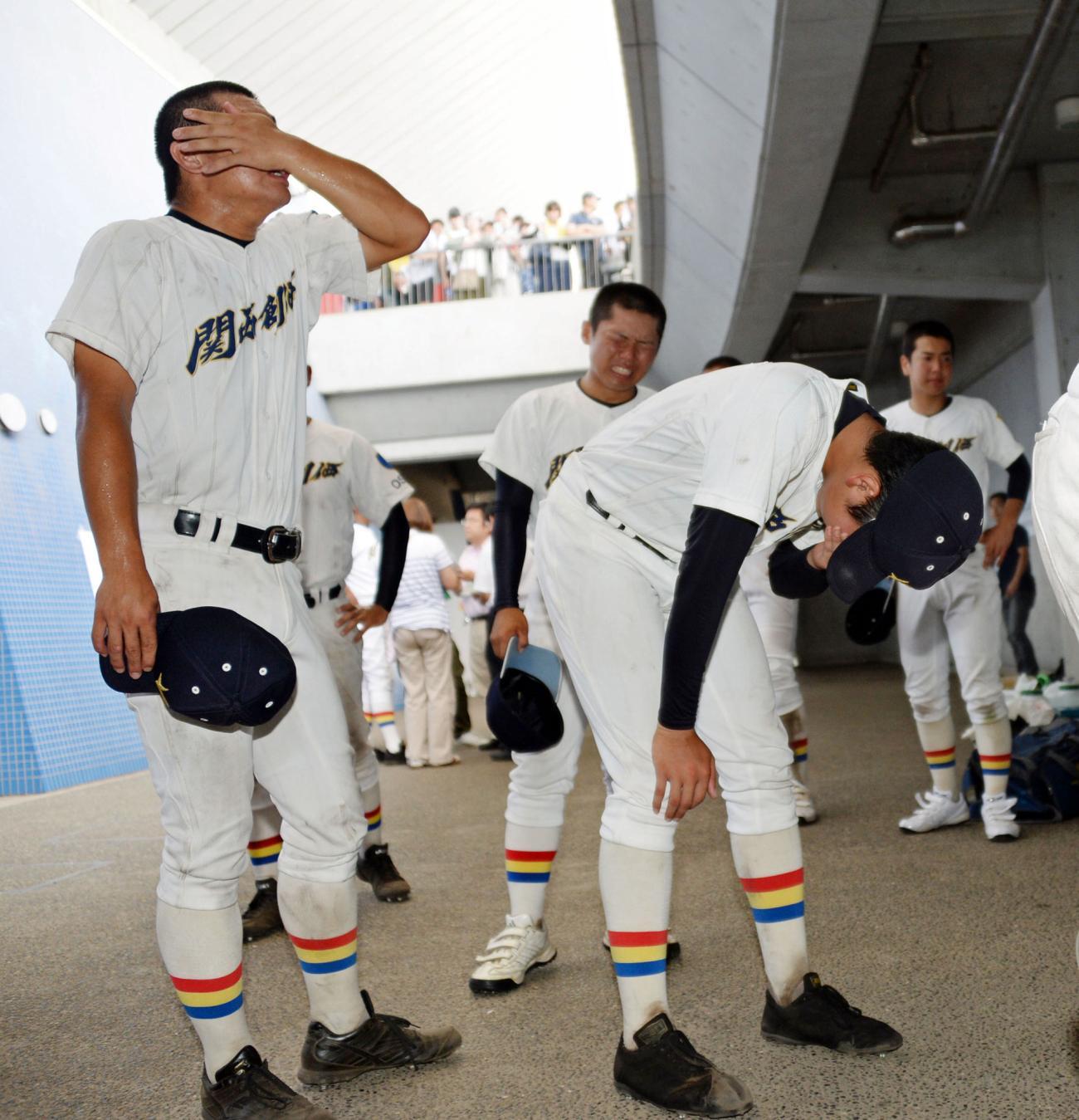 関西 創価 高校 野球 部