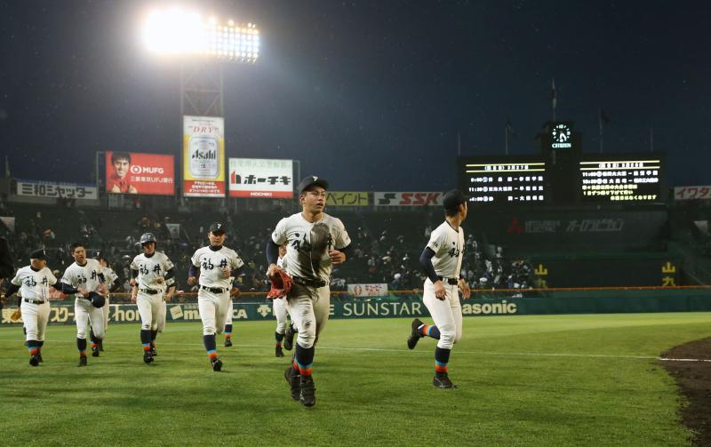 史上初 甲子園で2試合連続15回引き分け再試合 - 高校野球 : 日刊スポーツ