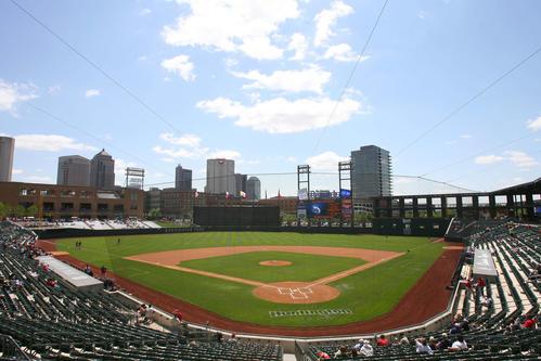 インディアンス傘下3A本拠地で「米国で最も美しいマイナー球場」と言われる「ハンティントン・パーク」