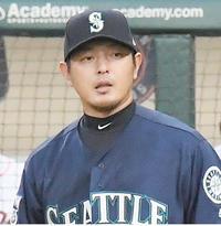 マリナーズ岩隈久志投手