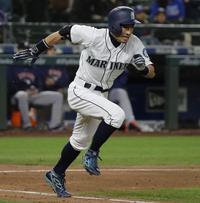 イチローの起用は「対戦相手次第」と監督 - MLB : 日刊スポーツ