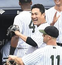 マー君も祝福「日本代表勝利おめでとうございます」 - MLB : 日刊スポーツ