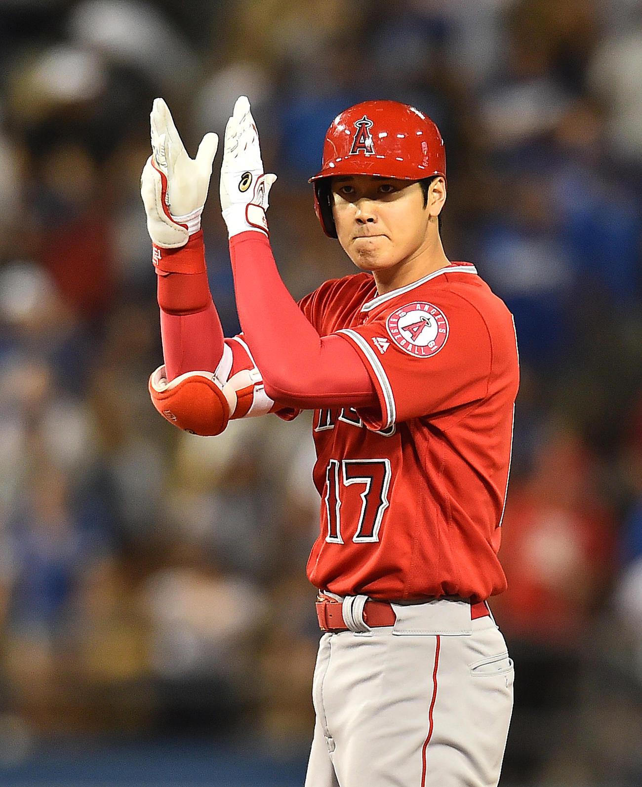 大谷 9月上旬にも「二刀流」復活か 投球再開OK - MLB : 日刊スポーツ