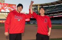 大谷新人王 冷静沈着でも喜怒哀楽が見えた1年 - MLB : 日刊スポーツ
