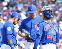 ダルビッシュまめで降板も順調「球の質は悪くない」 - MLB : 日刊スポーツ