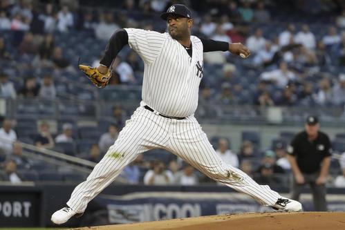 ヤンキース・サバシア投手(AP)