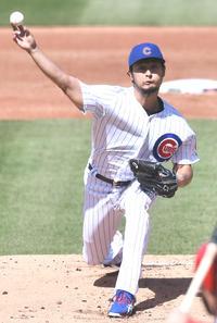 ダルビッシュ「投げてる球のレベルが違う」今季回顧 - MLB : 日刊スポーツ