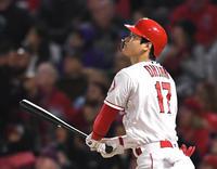 大谷の今季MLB公式分析「強烈な打球、今も一流」 - MLB : 日刊スポーツ