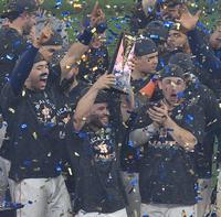 米ブックメーカーは圧倒的にアストロズ世界一支持 - MLB : 日刊スポーツ