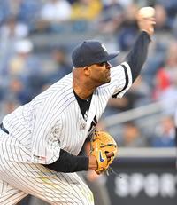 サバシア引退を発表「これまでの冒険に感謝」 - MLB : 日刊スポーツ