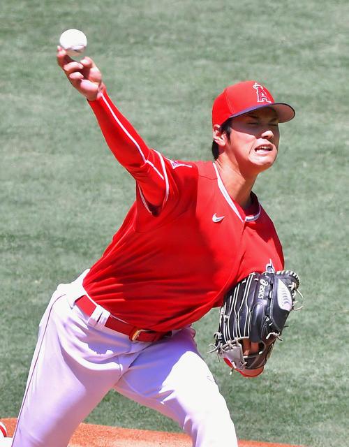 Photo of 大谷3回まで47球 先頭打者出しピンチも無失点 – MLB : 日刊スポーツ | ニッカンスポーツ