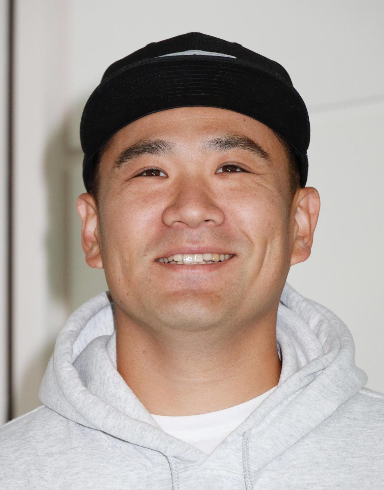 田中将大(2020年2月7日撮影)