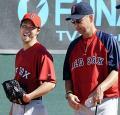 田沢がカレッジ相手にデビュー、松坂式だ - MLBニュース