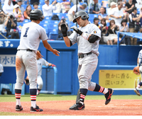 慶大岩見2ラン生かせず大久保監督「もったいない」 - アマ野球 : 日刊スポーツ