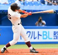早大・八木、宮台から初本塁打「1本は打ちたいと」 - アマ野球 : 日刊スポーツ