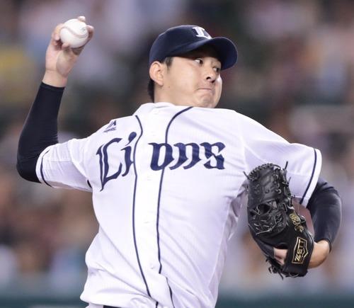 【野球】阪神、西武・野上亮磨を獲得調査 国内FA権行使の可能性