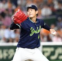 ヤクルト岩橋は100万円増で更改「来季は先発で」 - プロ野球 : 日刊スポーツ