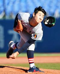 慶大・佐藤「自分もプロで」秋に急成長148キロ - アマ野球 : 日刊スポーツ