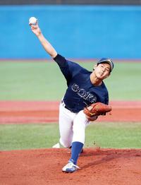創価大・杉山「醍醐味」160キロ目指す剛球王子 - アマ野球 : 日刊スポーツ