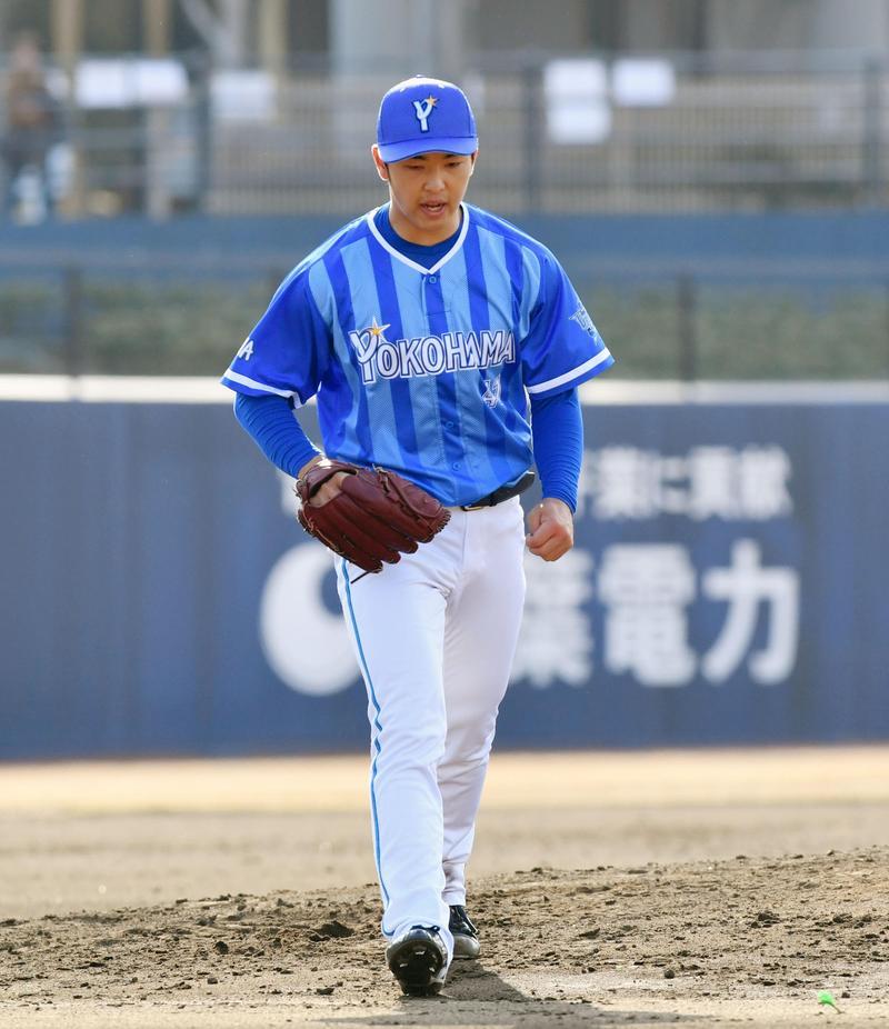 DeNA桜井周斗、プロでも清宮斬りも投球内容反省 - プロ野球 ...