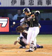 阪神大山、今季初の先発左翼で奮闘「全部が勝負」 - プロ野球 : 日刊スポーツ