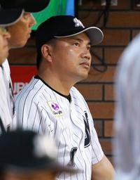 「プロとして恥ずかしいプレー」/井口監督 - 監督談話 : 日刊スポーツ