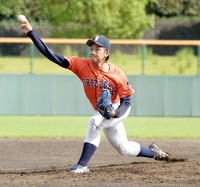 最速145キロ右腕静岡大・山崎がプロ志望届提出 - アマ野球 : 日刊スポーツ