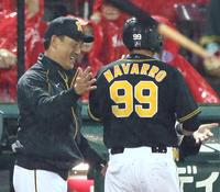 阪神雨中の激戦制し金本監督「久々に午前様ですな」 - プロ野球 : 日刊スポーツ