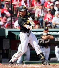 「晋太郎のためにも」阪神梅野が2点先制打 - プロ野球 : 日刊スポーツ