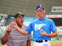平成野球史第2回はカリブの怪人デストラーデ氏登場 - プロ野球 : 日刊スポーツ