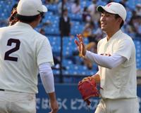 早大・小島、独り言でピンチ鼓舞 完封で通算20勝 - アマ野球 : 日刊スポーツ