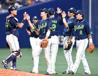 ヤクルト小川監督9回青木への犠打「後悔している」 - プロ野球 : 日刊スポーツ