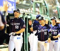 西武秋山仕留めた満弾は2点差だから出来た直球待ち - プロ野球 : 日刊スポーツ