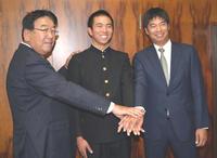 楽天ドラ5佐藤指名に鶴の一声 石井GM「いい」 - プロ野球 : 日刊スポーツ