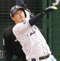 オリックスが浅村に背番1、3年15億円で争奪戦へ - プロ野球 : 日刊スポーツ